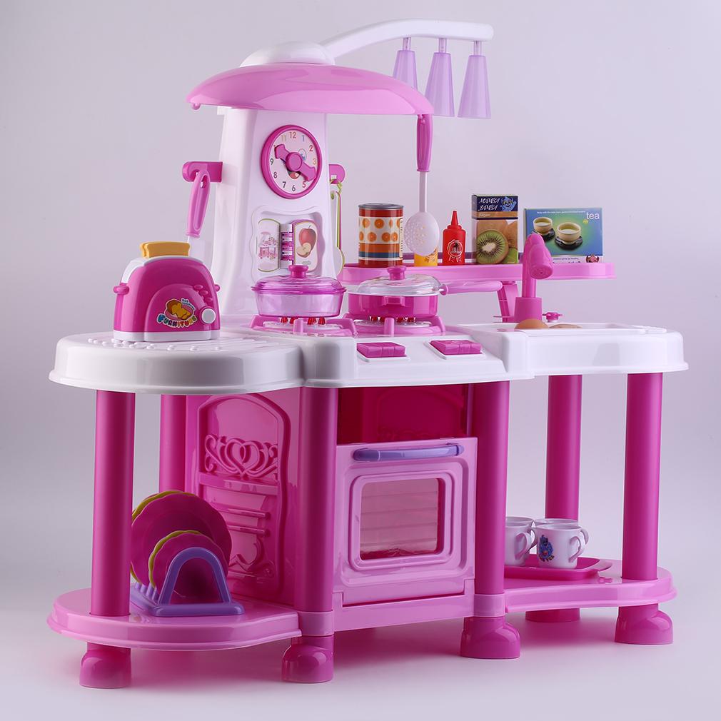 kinderk che holz spielk che kinderspielk che spielzeugk che holzk che k che er ebay. Black Bedroom Furniture Sets. Home Design Ideas