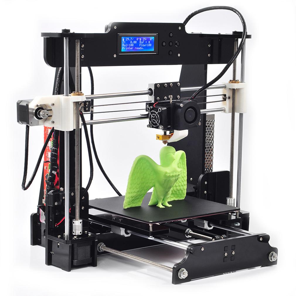 2017 Anet A3 A8 X2 High Precision 3D Printer LOT SALE