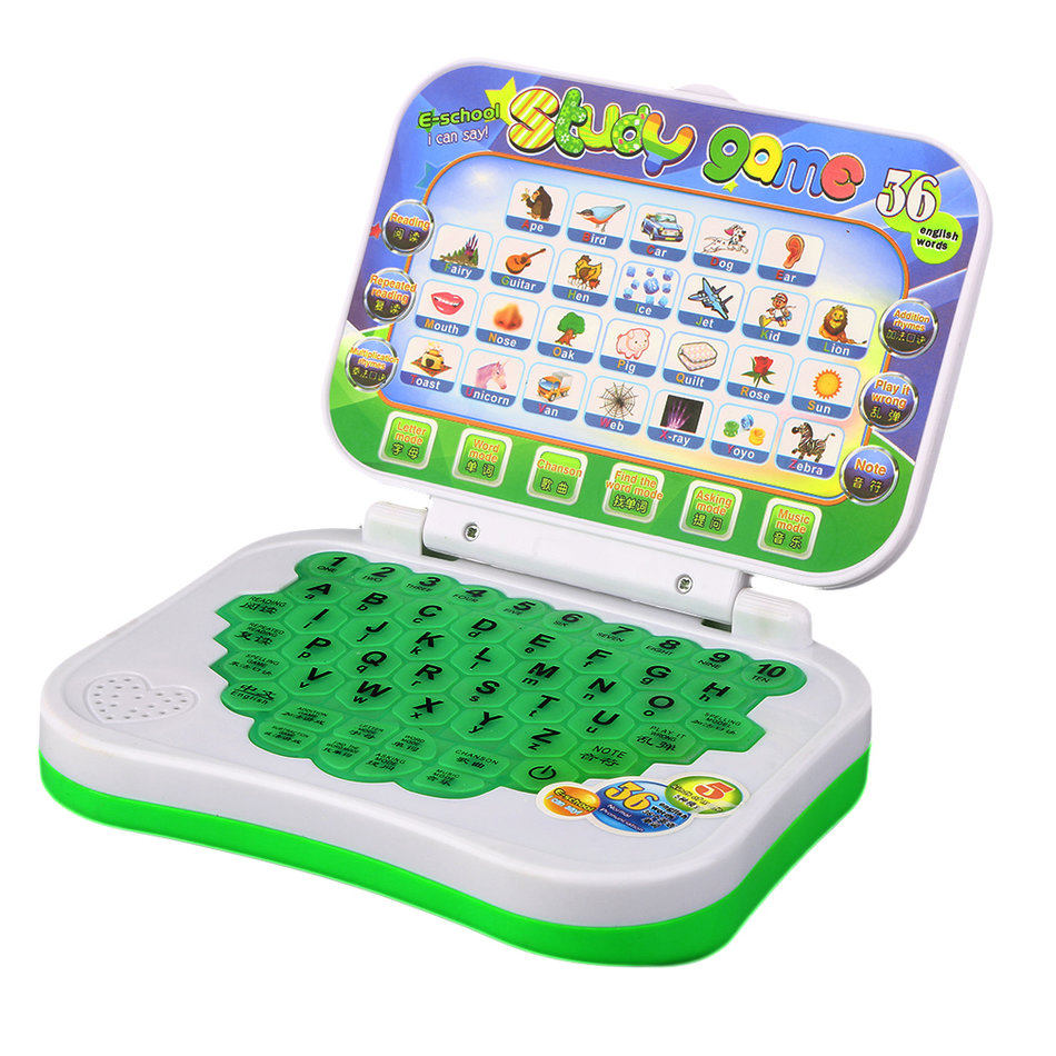 Multifunctional Early Learning Educational Computer Toys ...