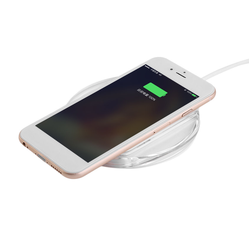 universal wireless charger pad mobile cell phone. Black Bedroom Furniture Sets. Home Design Ideas
