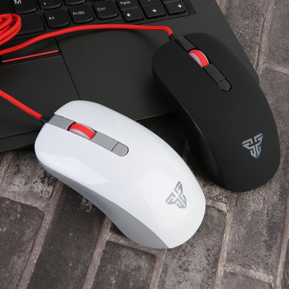 Fantech G10 2400DPI LED Optical USB Wired game Gaming Mouse For PC ...
