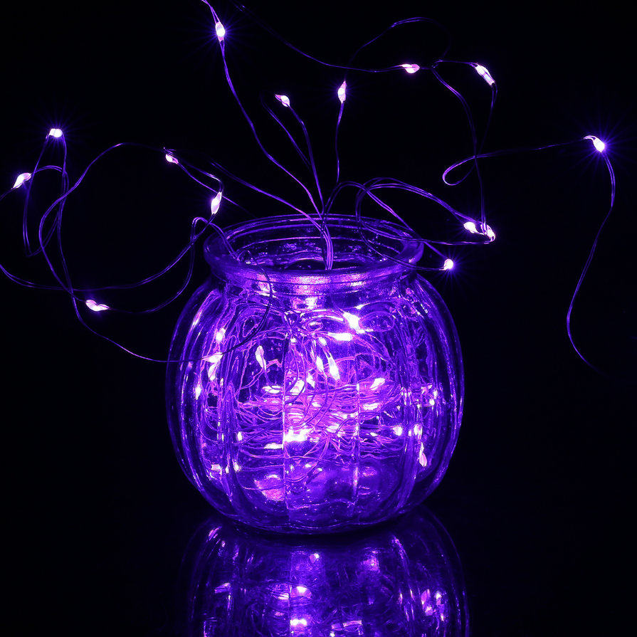 Led String Lights Remote Control : 6m 60 LED String Light Party Decoration 3AA Battery Box With Remote Control XP eBay